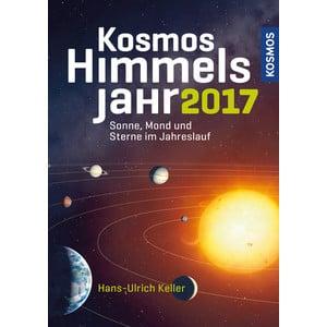 Kosmos Verlag Jahrbuch Himmelsjahr 2017