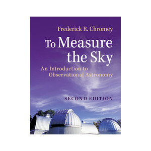 Cambridge University Press Libro To Measure the Sky