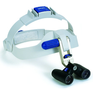 ZEISS Magnifying glass K 4.0X / 450 telescopic magnifier for KS and KF head-loupes