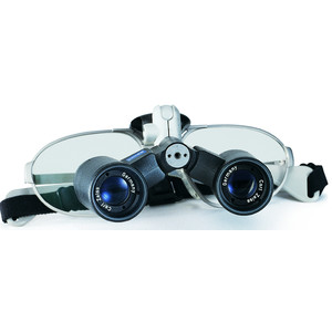 ZEISS Magnifying glass K 4.3X/400 telescope magnifier for KS and KF head magnifiers