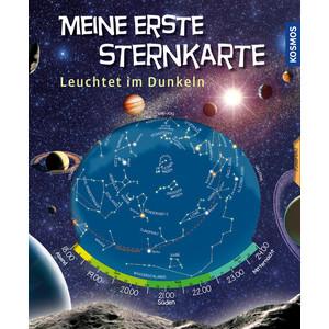 Kosmos Verlag Meine erste Sternkarte