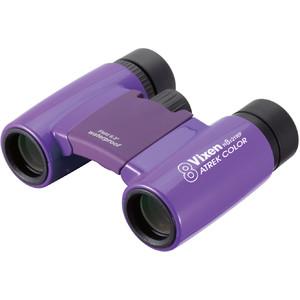Vixen Binoculares ATREK Color 8x21 Purple