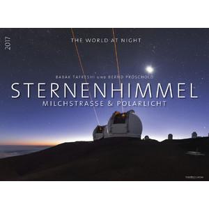 WeitSicht Verlag Kalender Sternenhimmel, Milchstraße & Polarlicht 2017