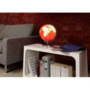 emform Globe Terra Red Light 24cm