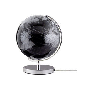 emform Globe Terra Black Light 24cm