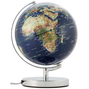 emform Globe Terra Physical No.2 Light 24cm