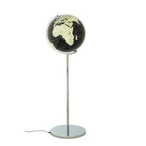 Globe sur pied emform Sojus Black 42,5cm