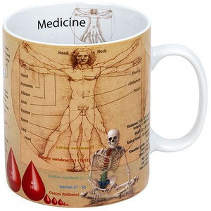 Könitz Mugs of Knowledge Medicine