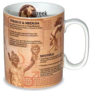 Könitz Mugs of Knowledge Mythology