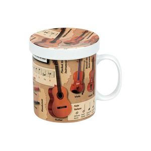Könitz Mugs of Knowledge for Tea Drinkers Music