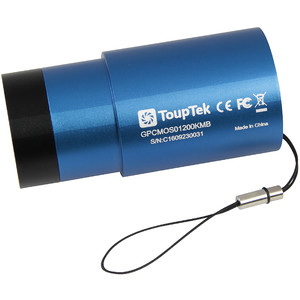 ToupTek Cámara GP-1200-KMB Mono Guider