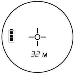 Bushnell Entfernungsmesser 4x20 Trophy
