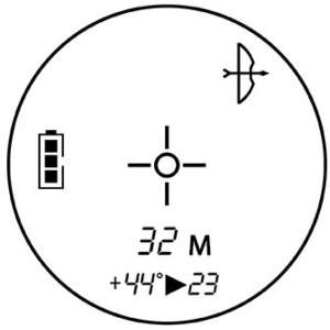 Bushnell Telémetro 4x20 Trophy Xtreme