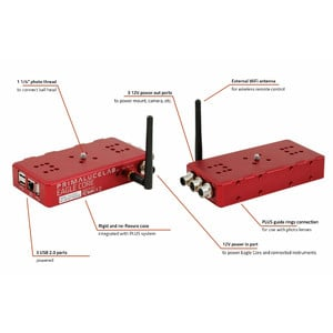 PrimaLuceLab Ordenador EAGLE CORE para astrofotografía con cámara DSLR