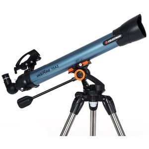 Celestron  AC 70/700 AZ Inspire Planet & Moon Set