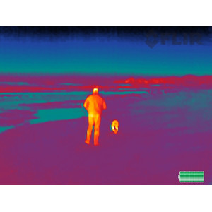 FLIR Thermal imaging camera Scout TK Compact Monocular