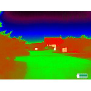 Caméra à imagerie thermique FLIR Scout TK Compact Monocular