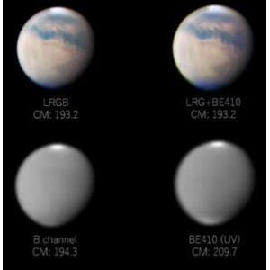 "IDAS Filtro per l'osservazione di Marte 1,25"""