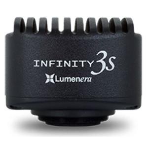 "Lumenera Fotocamera INFINITY3S-1URC, color, CCD, 2/3"", 1.4 MP, USB 3.0"