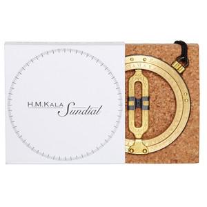Kala Antique design pocket sundial
