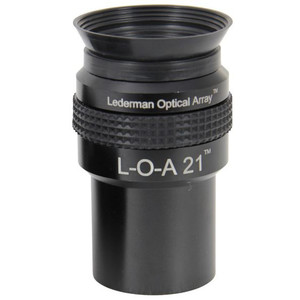 "3D Astronomy L-O-A 1.25"", 21mm eyepiece"