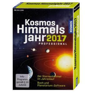 Kosmos Verlag Jahrbuch Himmelsjahr 2017 Professional