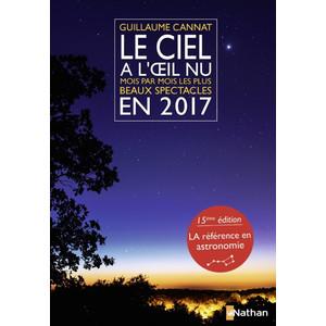 Almanach Amds édition  Le Ciel à l'oeil nu en 2017