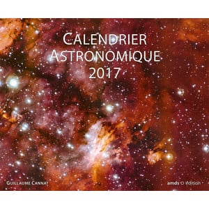 Amds édition  Kalender Astronomique 2017