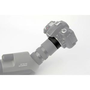 Bresser Adattore Fotocamera Adattatore Condor per baionetta Canon EF