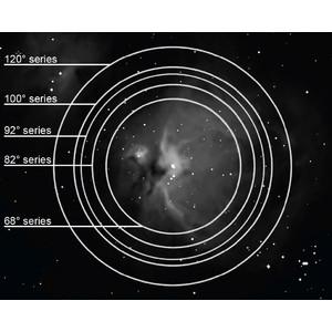 "Explore Scientific 1.25"", 24mm 68° N2-filled eyepiece"