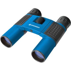 Bresser Binocolo 10x25 Topas Blue