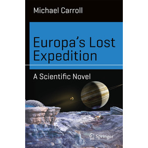 Springer Buch Europa's Lost Expedition