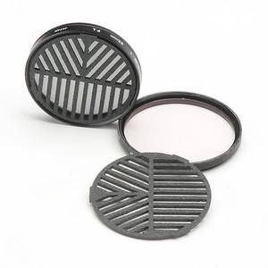 Farpoint Masque de Bahtinov Snap-in pour réflex avec un diamètre de filtre de 72 mm