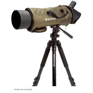 Celestron TrailSeeker 22-67x100 spotting scope, angled eyepiece