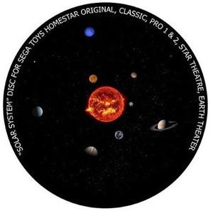 Redmark Dia für das Sega Homestar Planetarium Sonnensystem