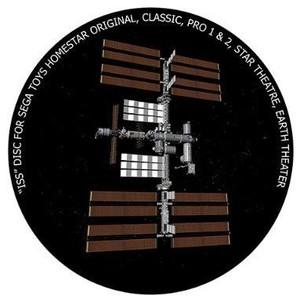Redmark Diapositiva para planetario Sega Homestar Pro, ISS