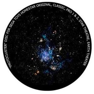 Redmark Disco per Homestar Pro Planetarium Protocluster