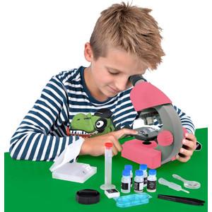 Bresser Junior Microscopio JUNIOR 40x-640x, roz