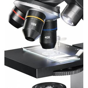 Microscope National Geographic 40x-1280x support smartphone inclus