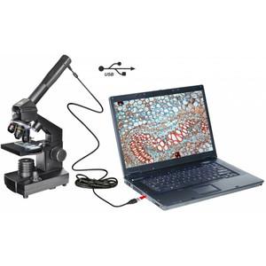 National Geographic Set microscopio 40x-1024x USB (compresa valigetta)