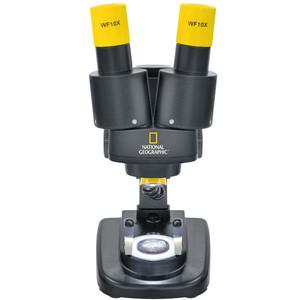 National Geographic Microscopio stereo binoculare, 20X