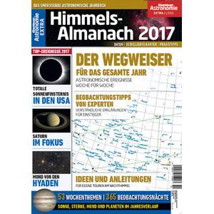 Oculum Verlag Jahrbuch Himmels-Almanach 2017