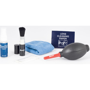 Motic Kit de limpieza para microscopio