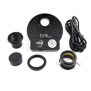 Caméra ZWO ASI 1600 MM-Cool Mono + EFWmini + LRGB 31mm Set