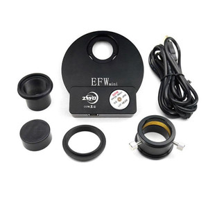 ZWO Camera ASI 1600 MMC Cool Mono + EFWmini + LRGB 31mm Set