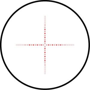 Lunette de visée HAWKE PANORAMA 3-9x40; 10x Half Mil Dot