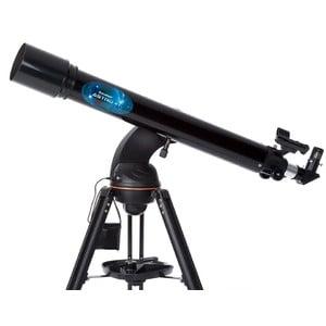Celestron Teleskop AC 90/910 AZ GoTo Astro Fi 90