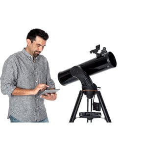 Télescope Schmidt-Cassegrain  Celestron SC 127/1250 AZ GoTo Astro Fi 5