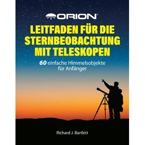 Orion Buch Leitfaden für die Sternbeobachtung mit Teleskopen