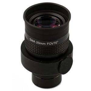 APM Oculares con retículo 70° 20mm 1,25''